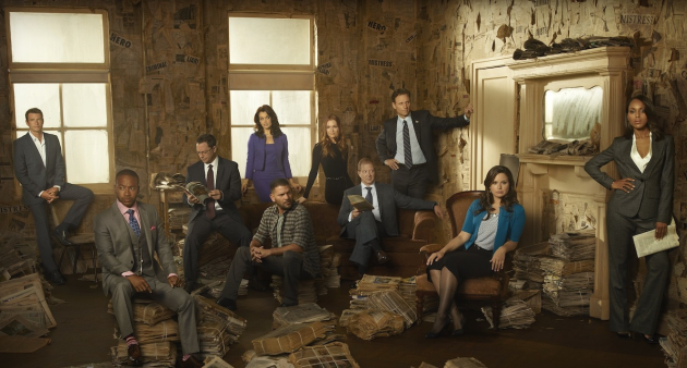 Scandal Season 3 Cast