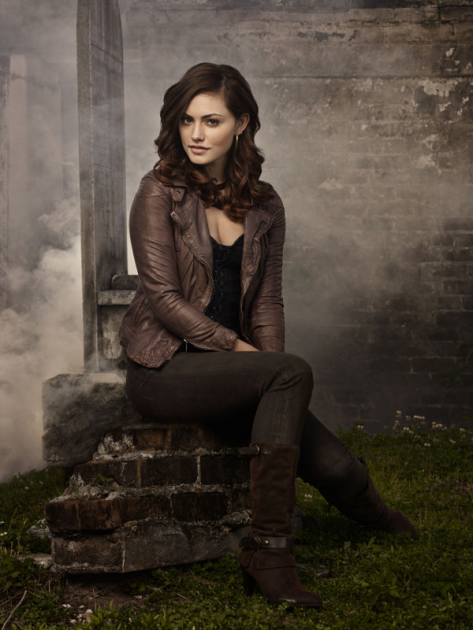 Hayley Marshall - The Originals