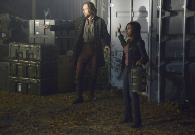 Ichabod and Abby (Sleepy Hollow)