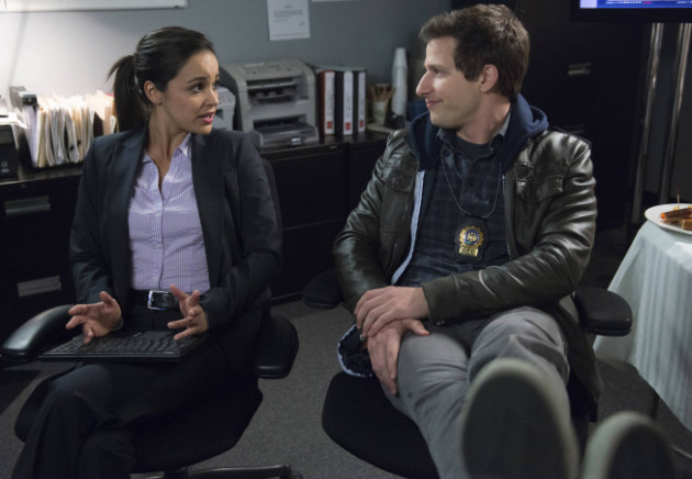Jake and Amy - Brooklyn Nine-Nine