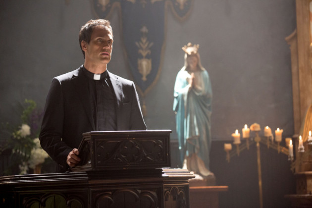 Father Kieran -- The Originals