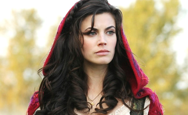 Ruby/Red Riding Hood - Once Upon A Time