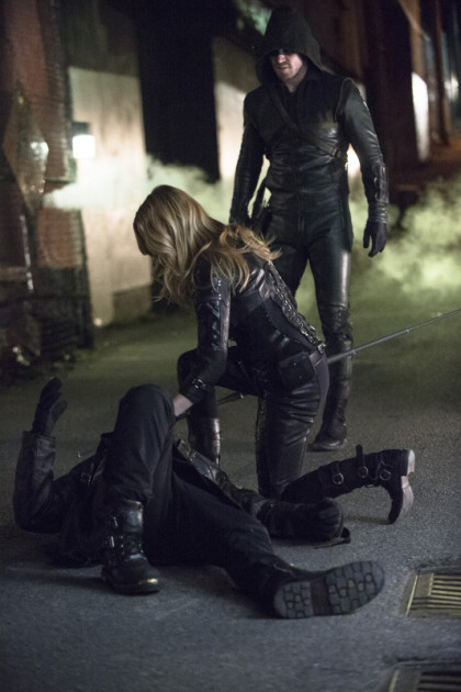 Can Arrow Convince Canary?