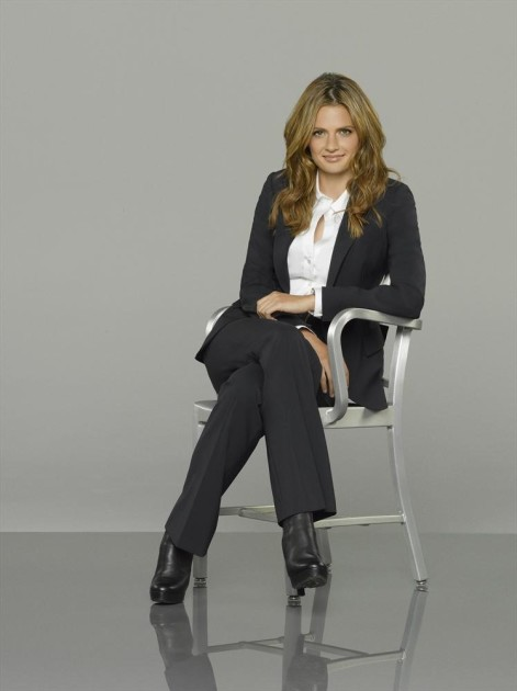 Beckett in Her Dark Suit