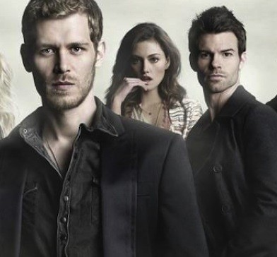 Hayley, Klaus and Elijah (The Originals)