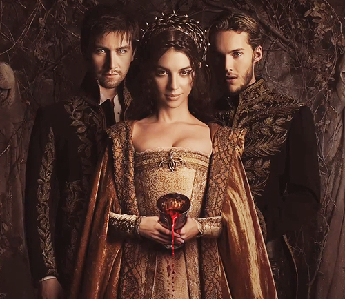 Mary, Bash and and Francis (Reign)