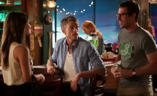 Zoe, Wade and Joel (Hart of Dixie)