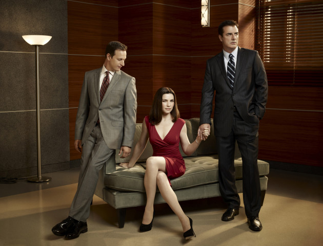 Alicia, Will and Peter (The Good Wife)