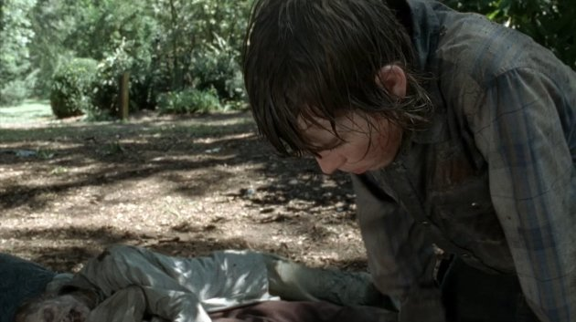 Killing isn't Easy for Carl
