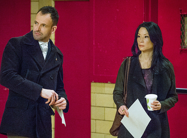 Sherlock and Joan (Elementary)