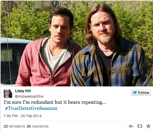 From Terriers to True Detective Season 2?
