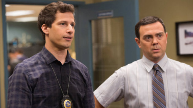 Peralta and Boyle (Brooklyn Nine-Nine)