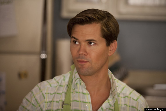 Andrew Rannells as Elijah on Girls