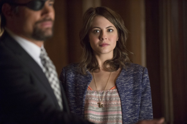 Thea Queen -- Arrow