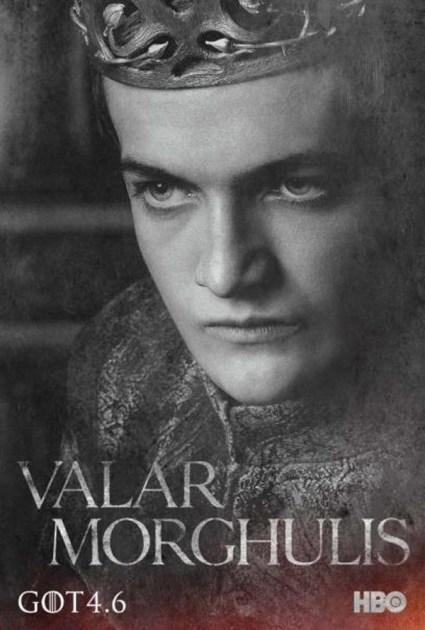 Jack Gleeson as Joffrey Lannister