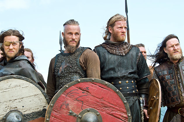 Ragnar and King Horik are Ready