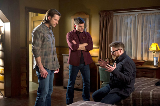 Talking to Ghostfacer Ed