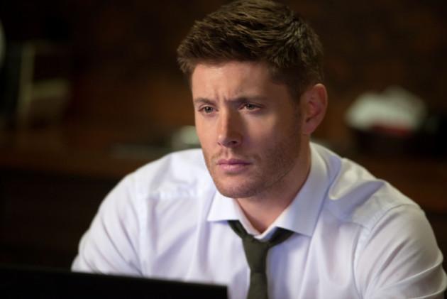 Agent Dean Hard at Work