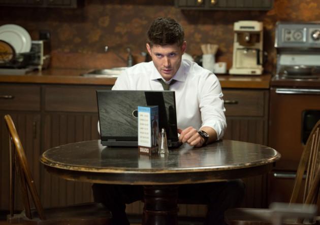 Dean Working in Washington