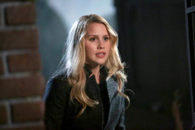 Rebekah in the Run