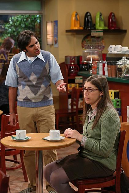 Raj Asks Amy for Help