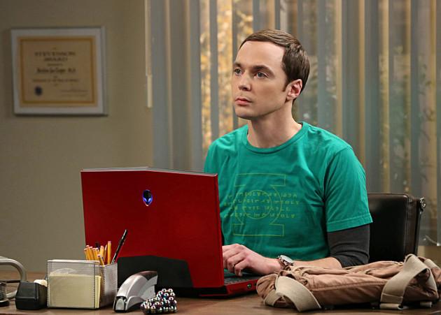 Sheldon at Work