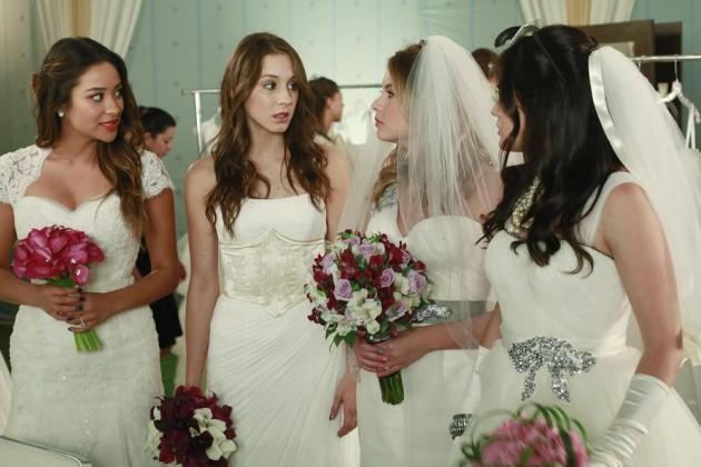 Pretty Little Brides