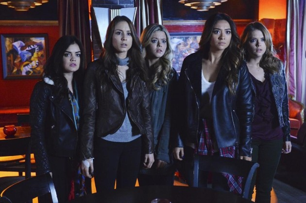 Pretty Little Liars,  ABC Family, Tuesday, June 10