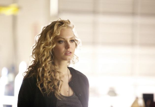 Penelope Mitchell as Liv