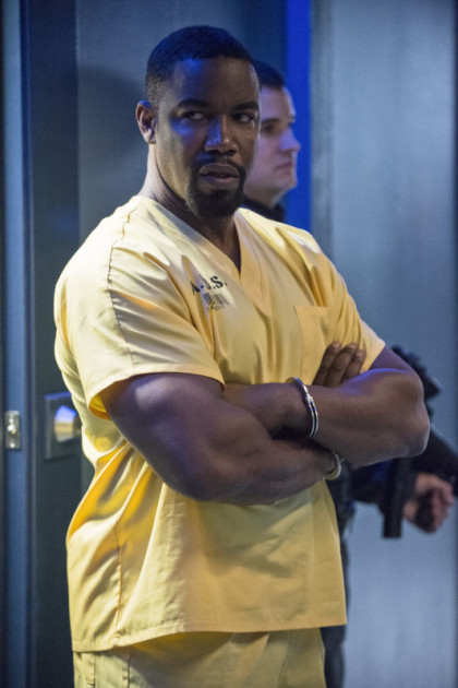 "Michael Jai White as Ben ""Bronze Tiger"" Turner"