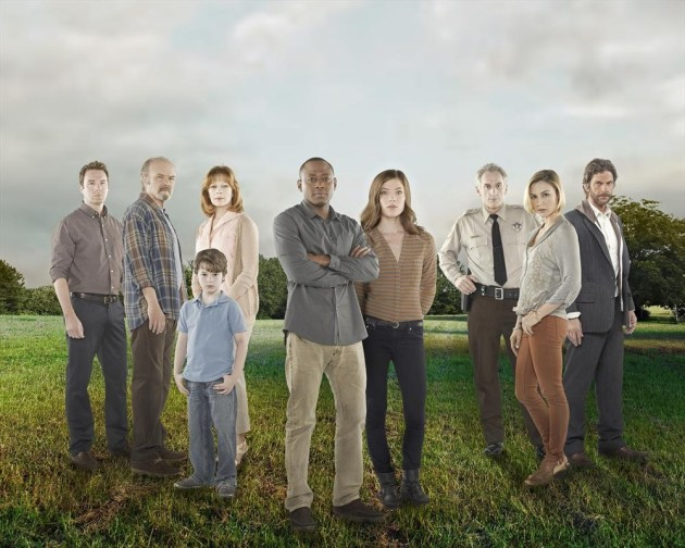 Main Cast of ABC's Resurrection