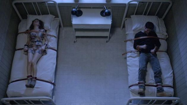 Lydia and Scott are Tied Up