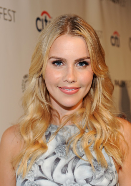 Claire Holt at PaleyFest