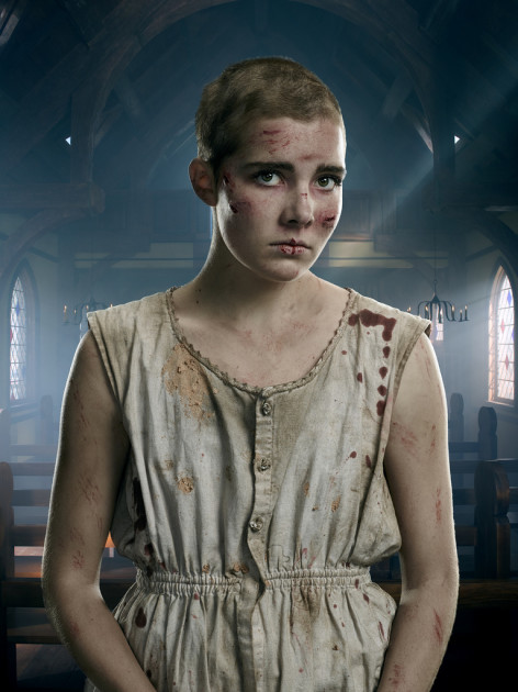 Elise Eberle as Mercy Lewis