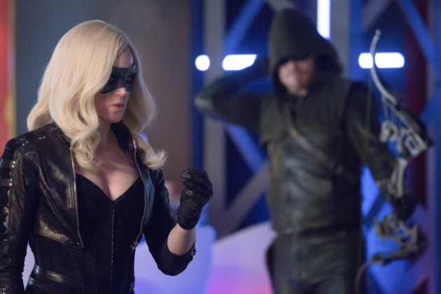 Canary and Arrow in Action