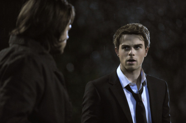 Sam with David Lassiter