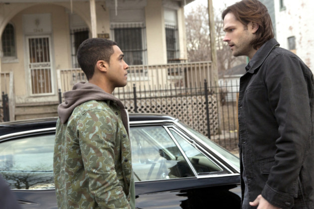 Sam Confronts Ennis