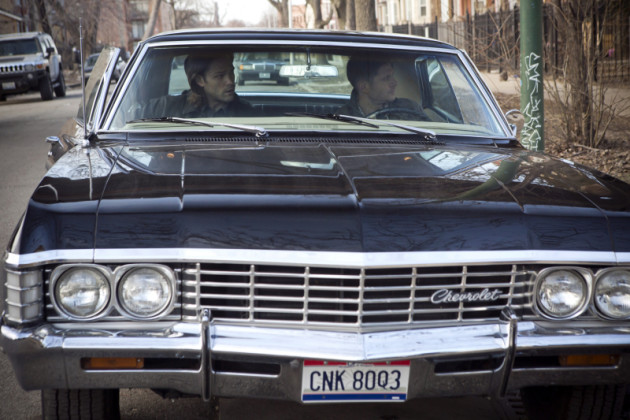 Lurking in the Impala