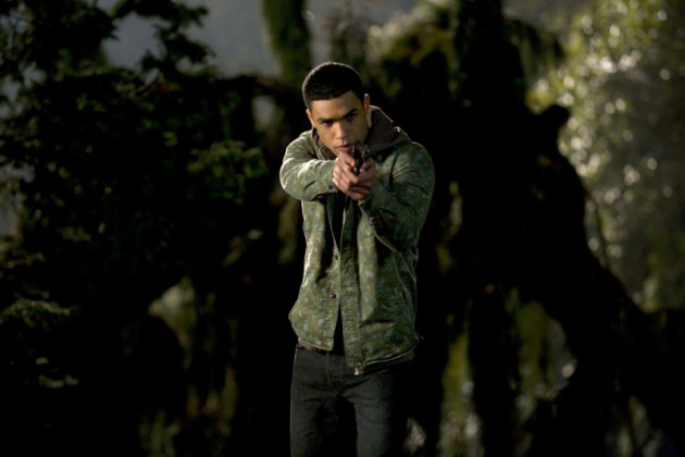 Ennis with a Gun