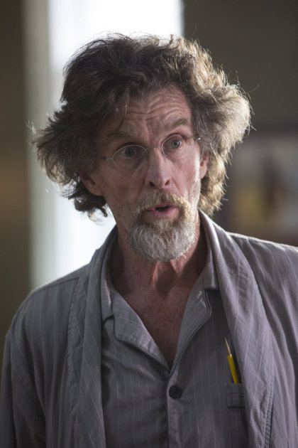 John Glover as Dr. Bruce Sanders