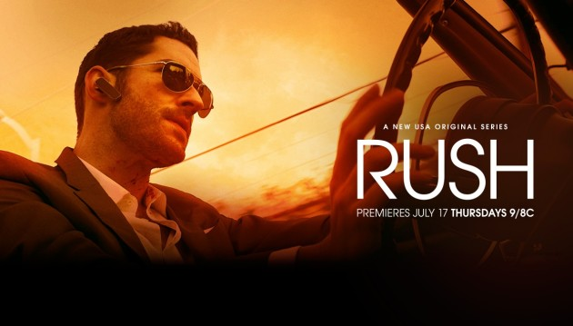 Rush, USA, Thursday, July 17