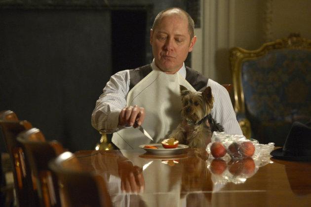 "Raymond ""Red"" Reddington - The Blacklist"