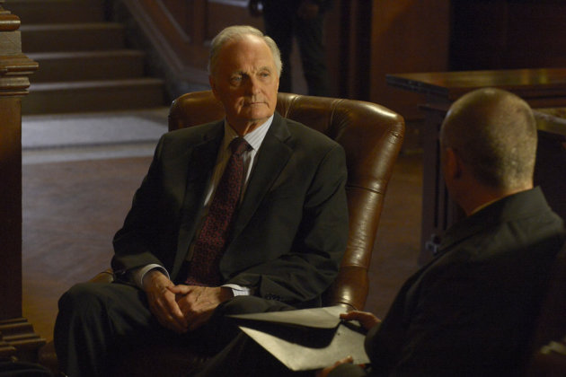 Alan Alda as Mr. Fitch