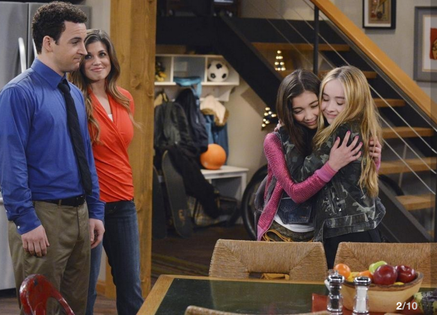 Girl Meets World Premiere Pic