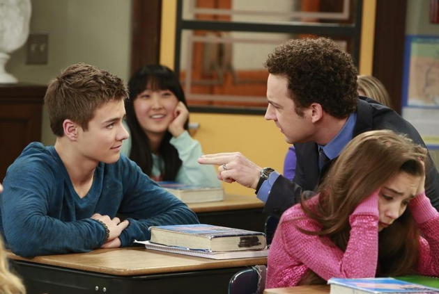Cory as a Teacher