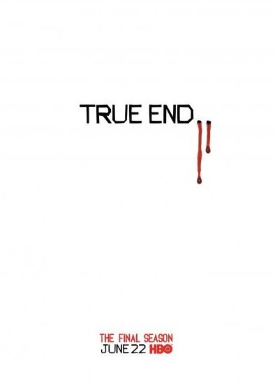 True End Poster