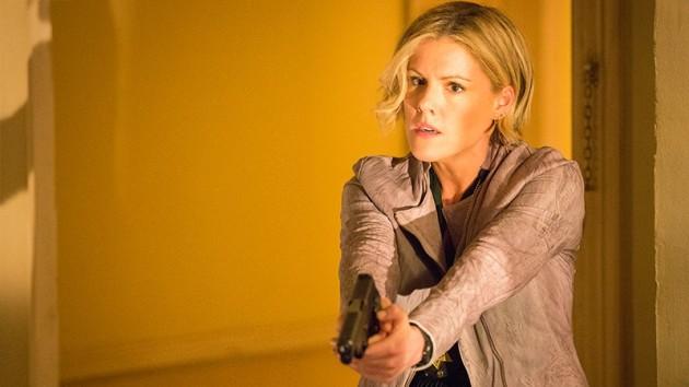 Kathleen Robertson as Hildy Mulligan
