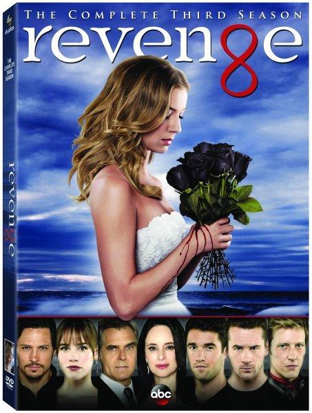 Revenge Season 3 DVD