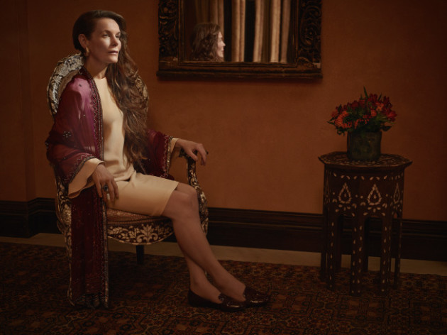 Alice Krige as Amira