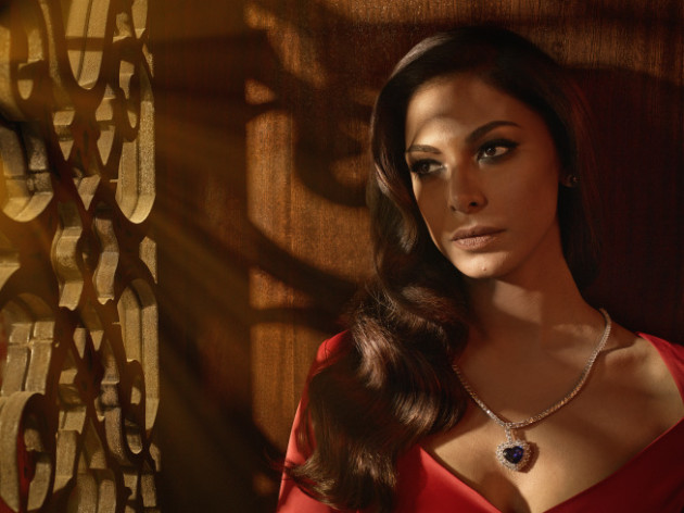 Moran Atias as Leila